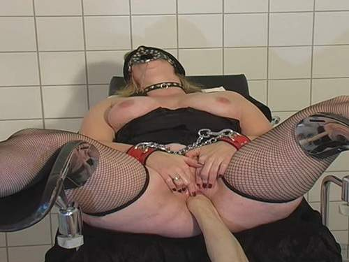 Bbw fisting and torture video homemade extreme