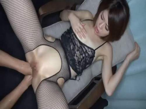 Japanese wife gets double fisted homemade new 2017