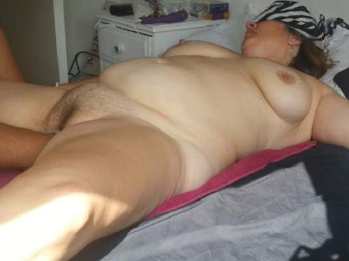 Bbw enjoy sweet vaginal fisting bizarre homemade
