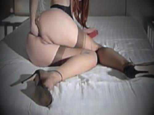 Webcam slut fantastic first anal fisting