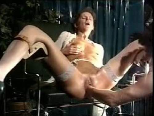 Shocking compilation fisting germany wife