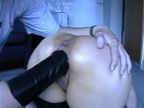 Hard doggy style fisting pussy sexy mature