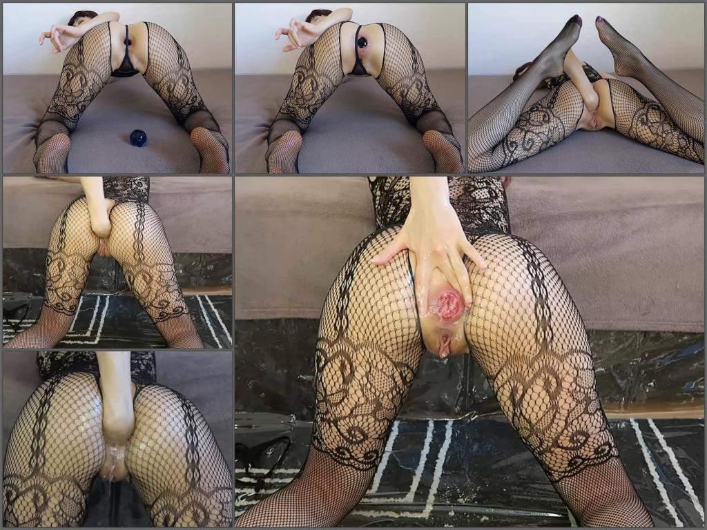 balls anal,new 2017 mylene,anal fisting,mylene anal fisting,solo fisting,hot girl anal,anal prolapse porn