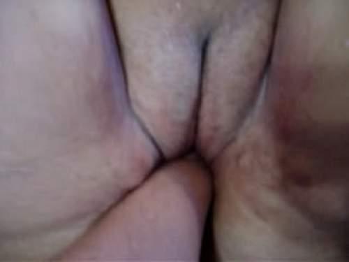 Old bbw amateur fisting pussy slut