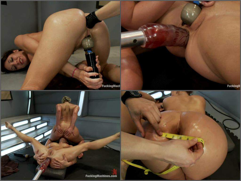 Anal Sex Machine Porn phoenix marie and amy brooke fucking machine porn and gets