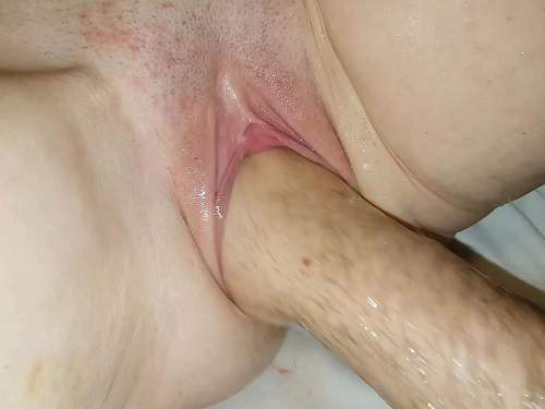 Hardcore amateur POV fisting sex with dirty couple