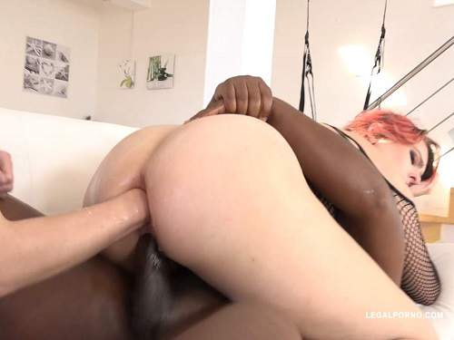 Nikki Dikki and Molly Saint Rose,lesbians fisting,deep fisting,hot fisting sex,interracial fisting,interracial porn,fisting video
