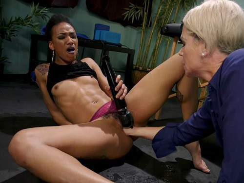 Helena Locke and Nikki Darling extreme lesbians fisting sex – Release March 15, 2018