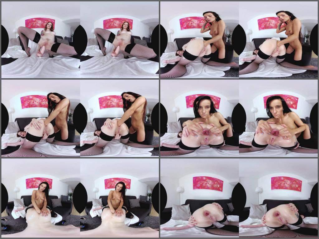 Anna De Ville and Lexi Dona VR porn,Anna De Ville and Lexi Dona 2018,Anna De Ville dildo anal,Anna De Ville fisting porn,Anna De Ville virtual reality porn,Anna De Ville anal prolapse 2018