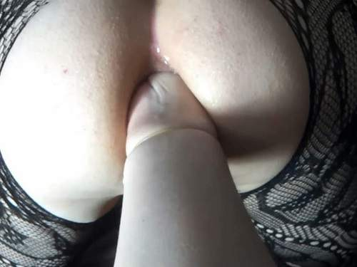 POV – Homemade POV anal fisting domination with Mary_Style