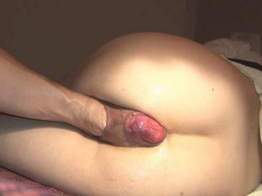 Girl gets fisted - Husband double fisted vaginal to big ass wife and prolapse anal show