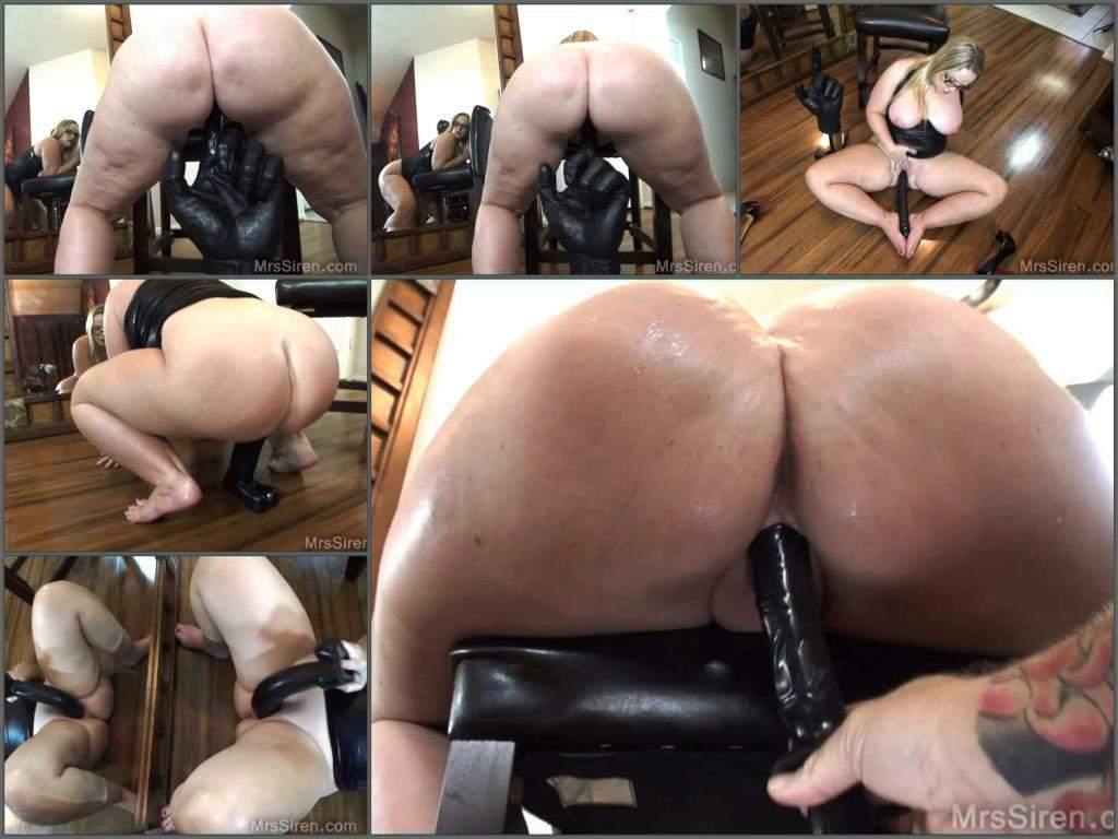 Mrssiren big ass mirror,pussy gape,pussy stretching,vaginal gape,vaginal loose,dildo sex,dildo penetration,dildo in pussy,booty milf porn,dildo solo penetration