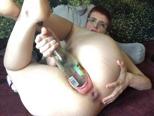 Pussy insertion – Pupnpet object insertion, bottles, lotion, pills webcam