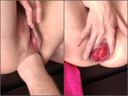 Amateur fisting – ComeToDaddy_G 4K quickly fisted + prolapse – Premium user Request
