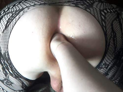 Anal fisting – Amateur russian POV fisting domination with mistress mary_style