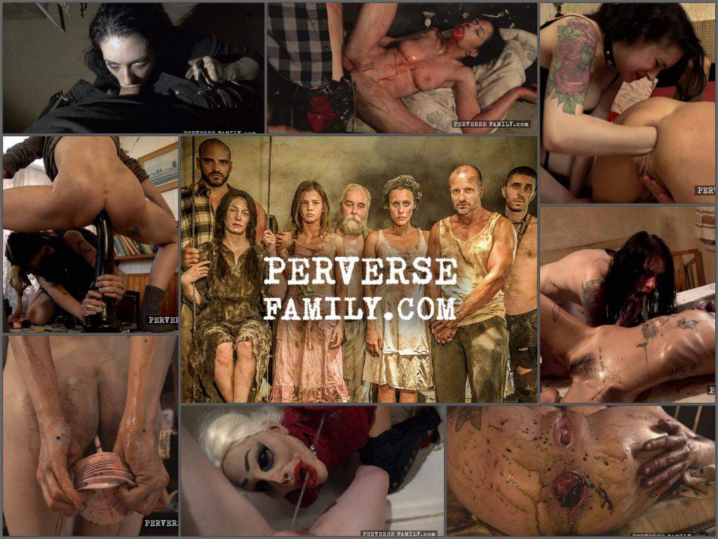 PerverseFamily – Full SiteRip (35 videos) – add 2 last clips