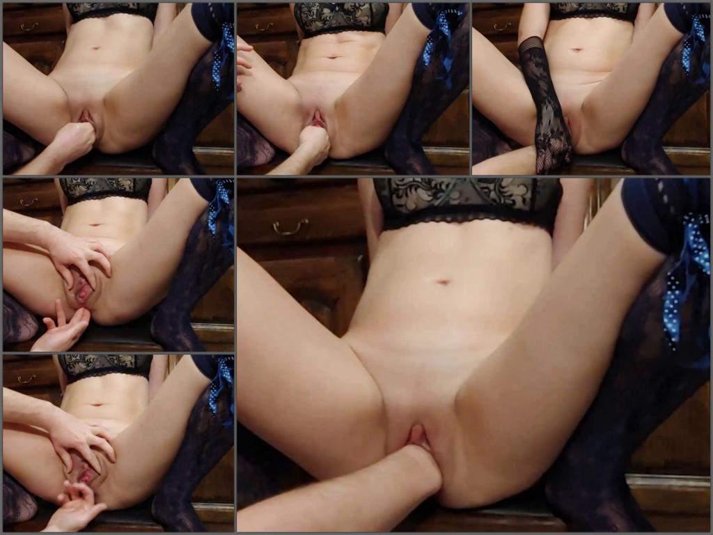 Kariluk pussy fisting,vaginal fisting,deep fisting,pov fisting,polish porn,poland porn,vaginal fisting video