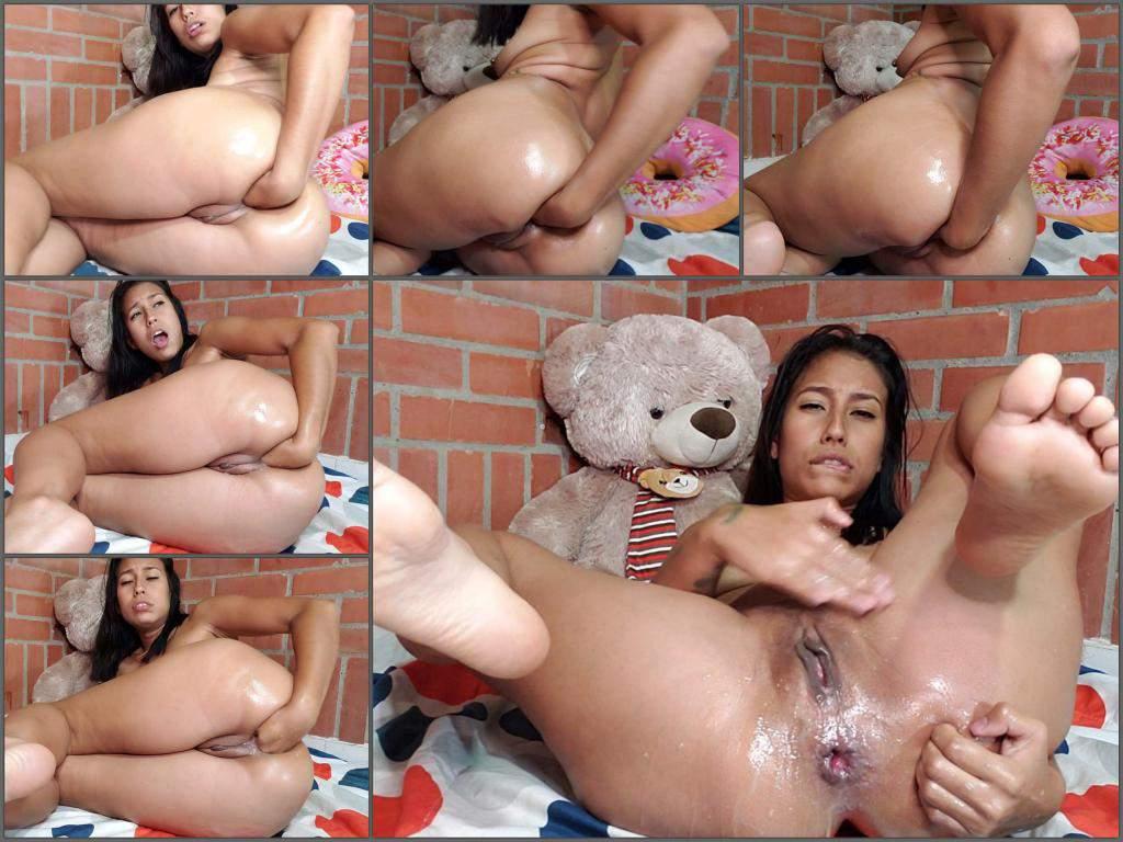 Kristy_bennet fisting asshole play,Kristy_bennet anal fisting,Kristy_bennet squirt,girl squirt,squirting orgasm,teen squirt,brunette teen,full hd xxx