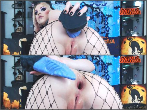 XandriaGoddess Halloween adventures,XandriaGoddess halloween porn,XandriaGoddess dildo anal,XandriaGoddess double dildo penetration,XandriaGoddess double dildo penetration,dragon dildo anal,anal gape stretching,halloween porn 2018,big ass girl webcam