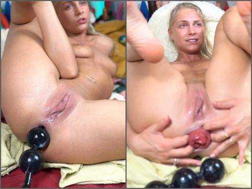 Gape ass – Webcam dirty blonde siswetlive giant anal prolapse loose herself