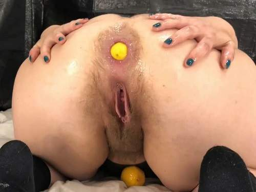 Hairy ass – Very hairy booty girl assbandida lemon anal penetration in different poses