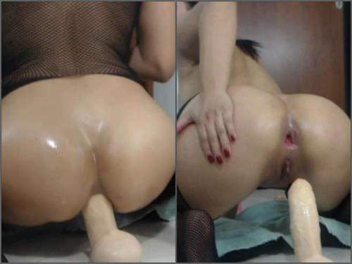 Booty girl – Young busty girl Valentynex again loose her sweet narrow gaping hole
