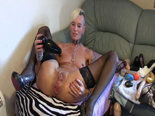 Anal – Rosebutt anus hard stretches kinky webcam milf