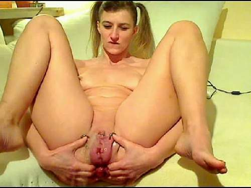 Gaping asshole – Fantastic germany webcam Prolapse ass and Different anal games