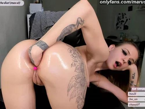 Teen anal – Marusyasurprise fist first time try 1 hour stream – Premium user Request