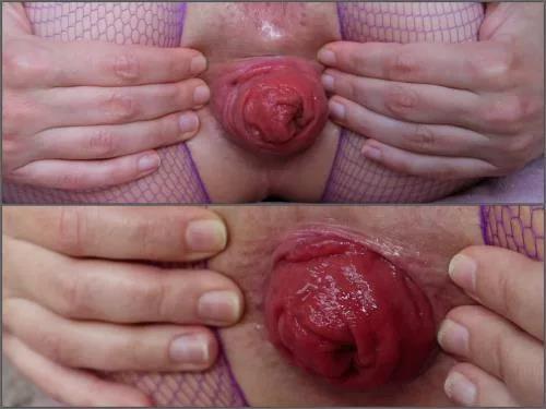 Rosebud dirty talk,anal prolapse,prolapse porn,russian girl,pov porn video,dirty talk porn,close-up pov porn,pantyhose fetish